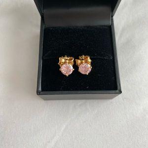 Juicy Couture Stud Pink Earrings